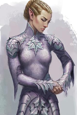 Ассоциации на персонажей - Страница 2 Elven_warrior